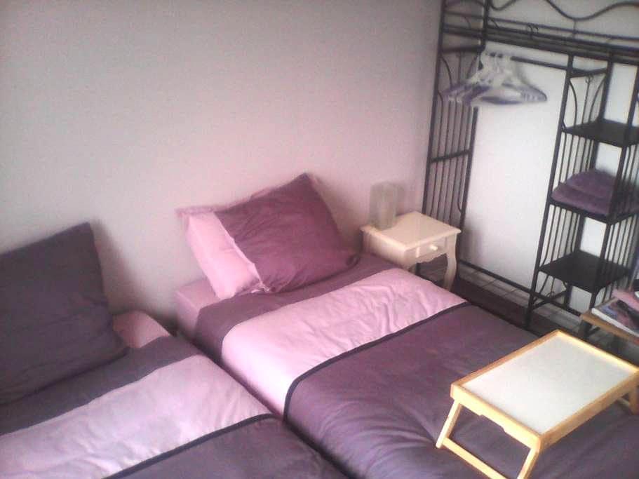 Chambre agréable entre Metz et Luxembourg - Talange - House