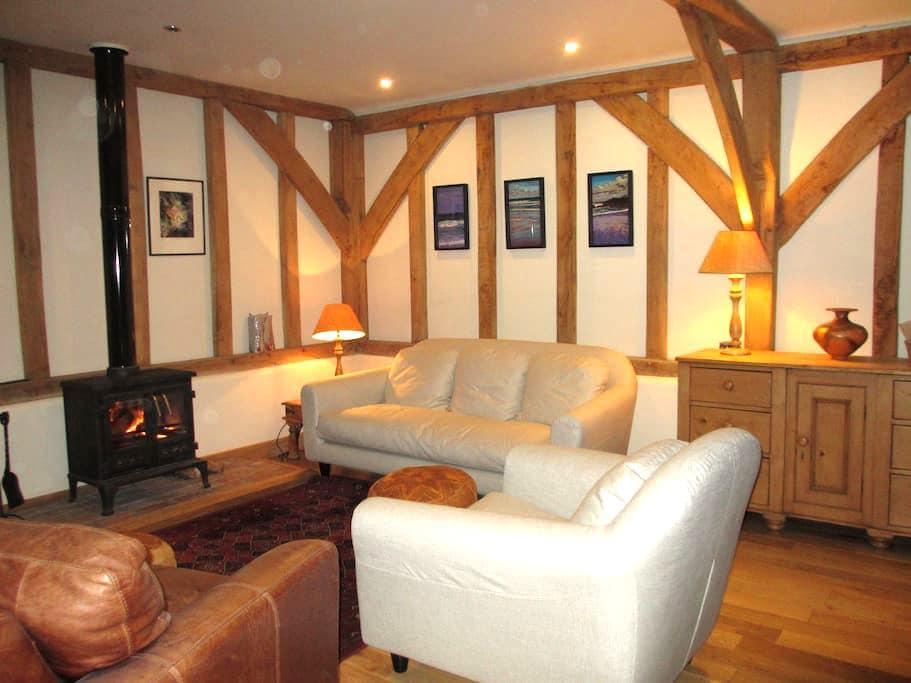 Oak framed timber clad cottage - Loxwood - 기타