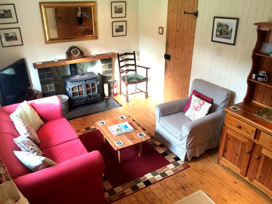 Smithy Cottage - Haugh of Glass - Bungalou