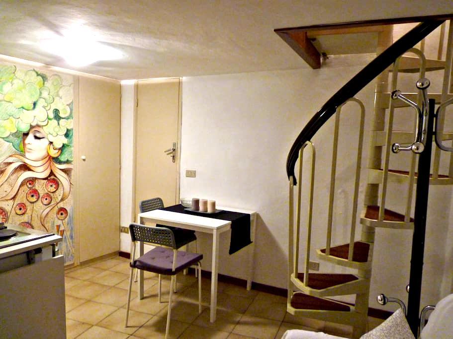 Cosy Loft in Perugia's City Center - Perugia - Loft