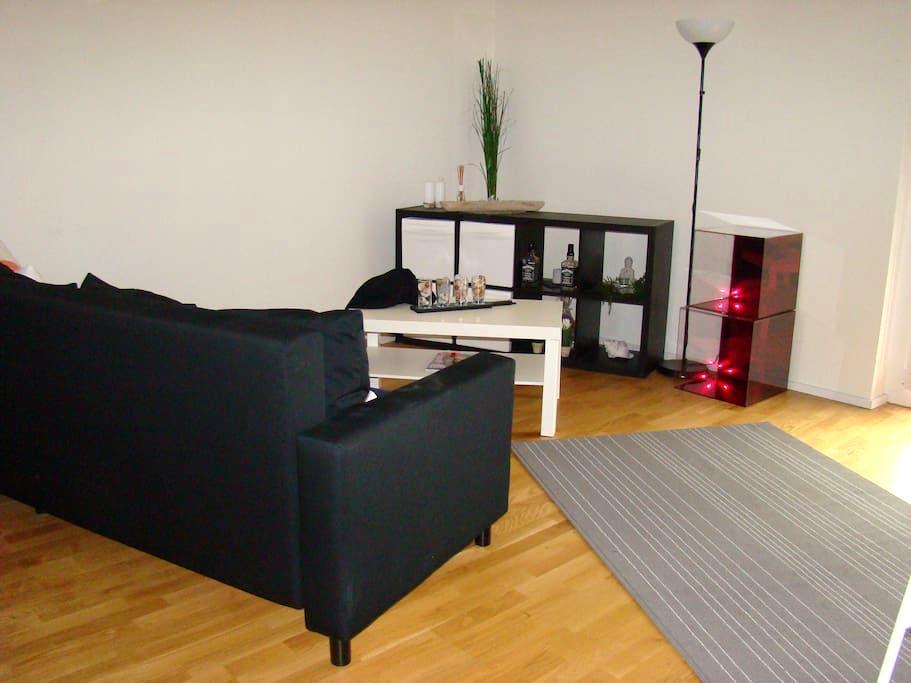 1-Zimmer Wohnung in Stuttgart Mitte - Stuttgart - Wohnung
