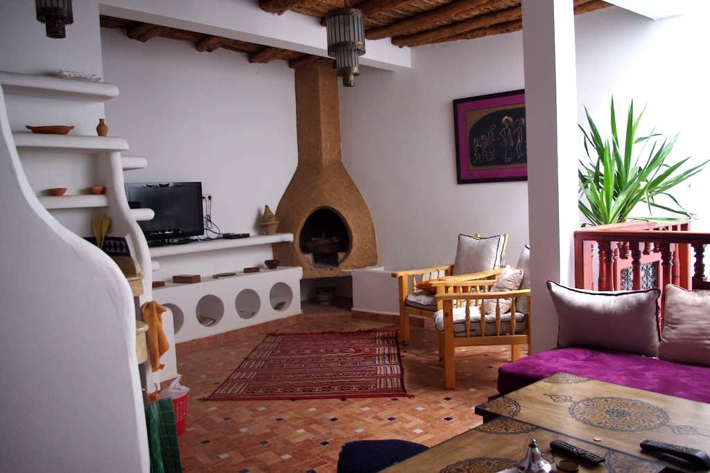 DAR NOUR CHARMING HOUSE / MEDINA - Essaouira - Talo