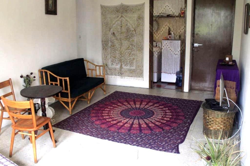 Room & terrace - Mexiko-Stadt