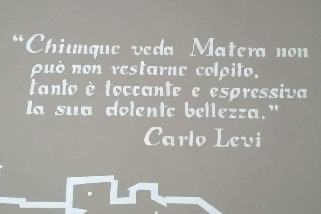 CASA DELL'ARTISTA - Domus Levi - Matera - Rumah