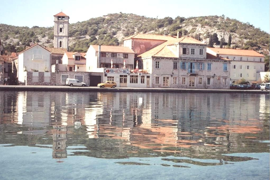 House in a pitoresque village - Tisno - House