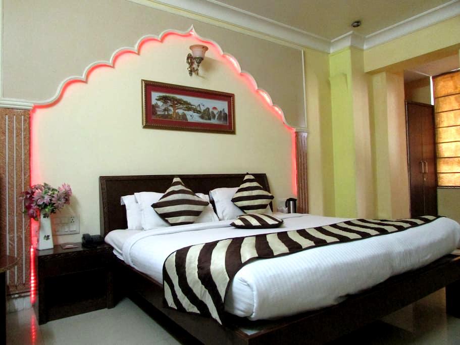 Premium private room near Amber Fort - 齋浦爾