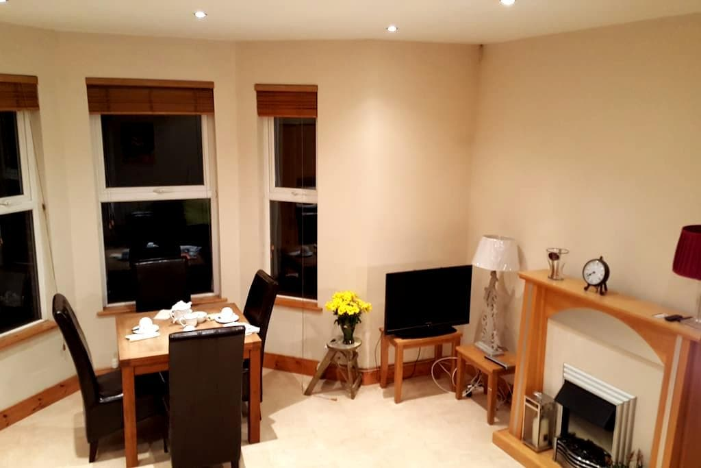 Self-contained 2 bedroom apartment - Cavehill - Belfast - Flat