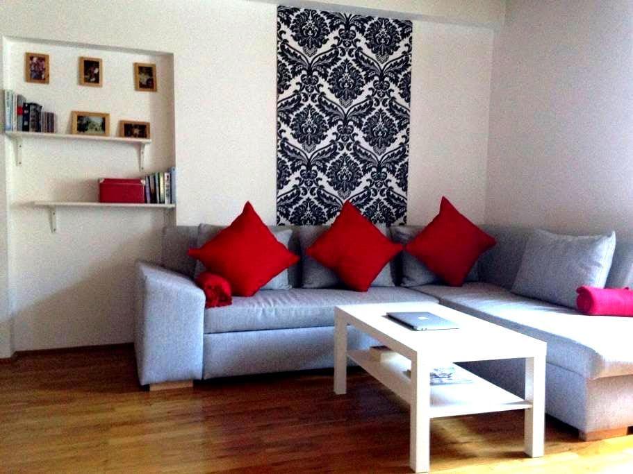 Nice cozy studio in fantastic location - Salzburg - Leilighet