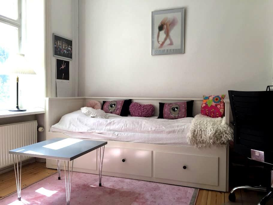 Room for 1 or 2 persons - Frederiksberg - Apartamento