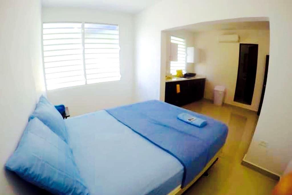 Oceanside Cozy City/Beach Suite - San Juan - Casa