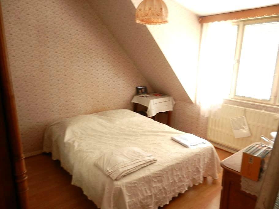 Chambre au calme - Phaffans - Casa