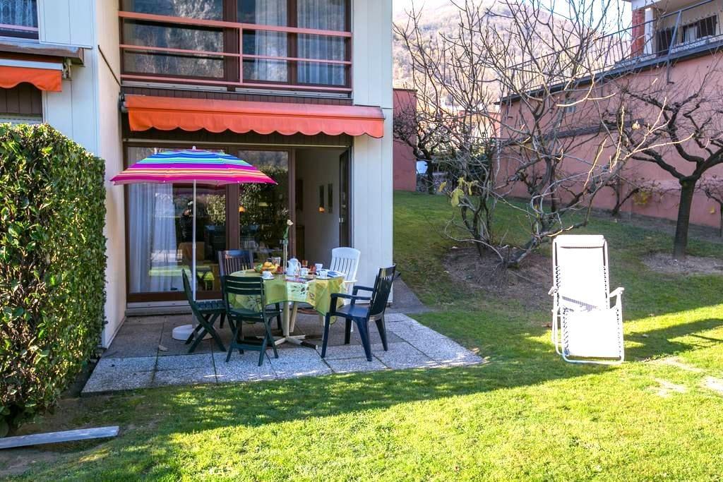 Casa Sibylle - Riva San Vitale