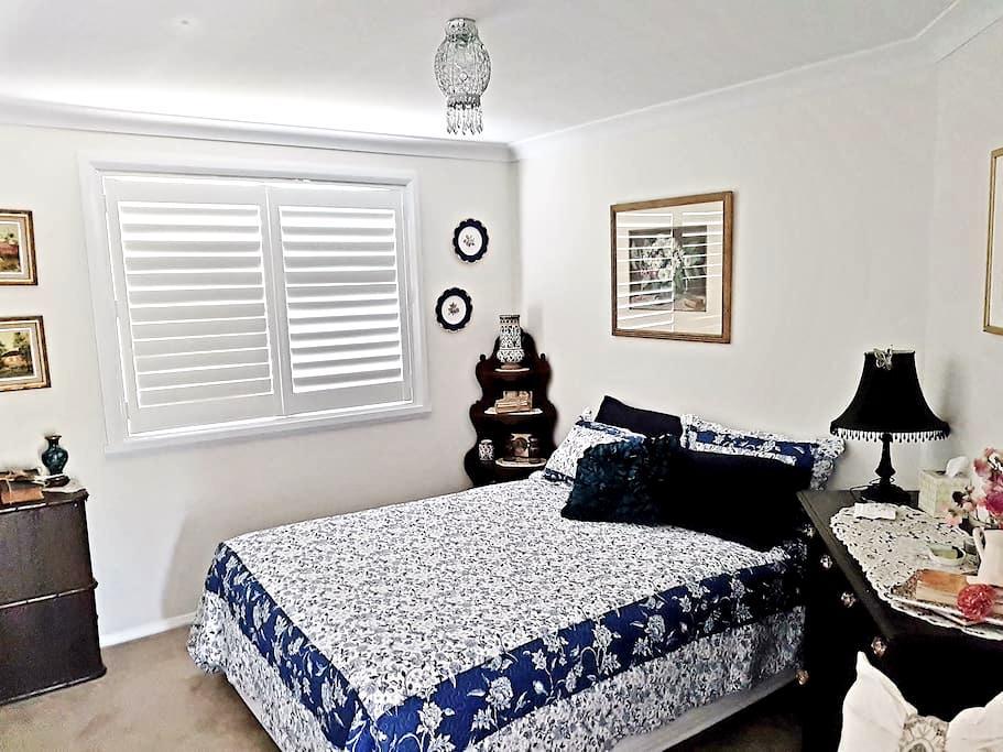 Convenient, Modern, Queen Room Accommodation - Bathurst - Rumah