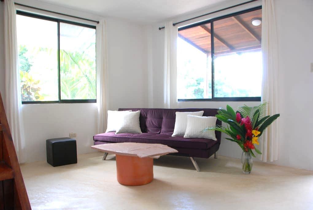LunaTica Studio B / Ocean View!!! - Manuel Antonio - Apartament