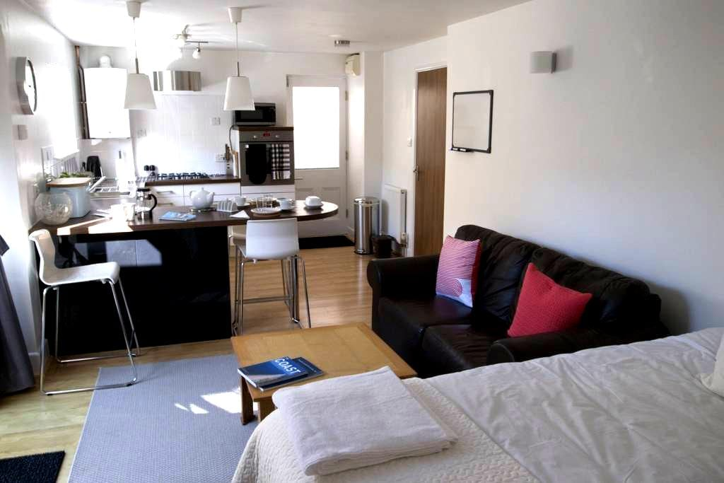 Modern studio apartment - Swanage - Wohnung