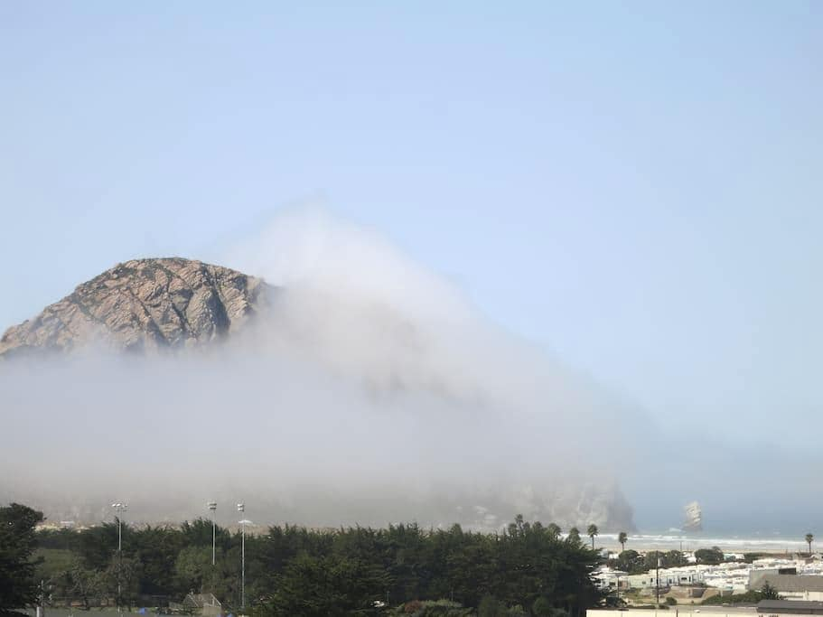 Private Room and an Amazing View - Morro Bay - Σπίτι