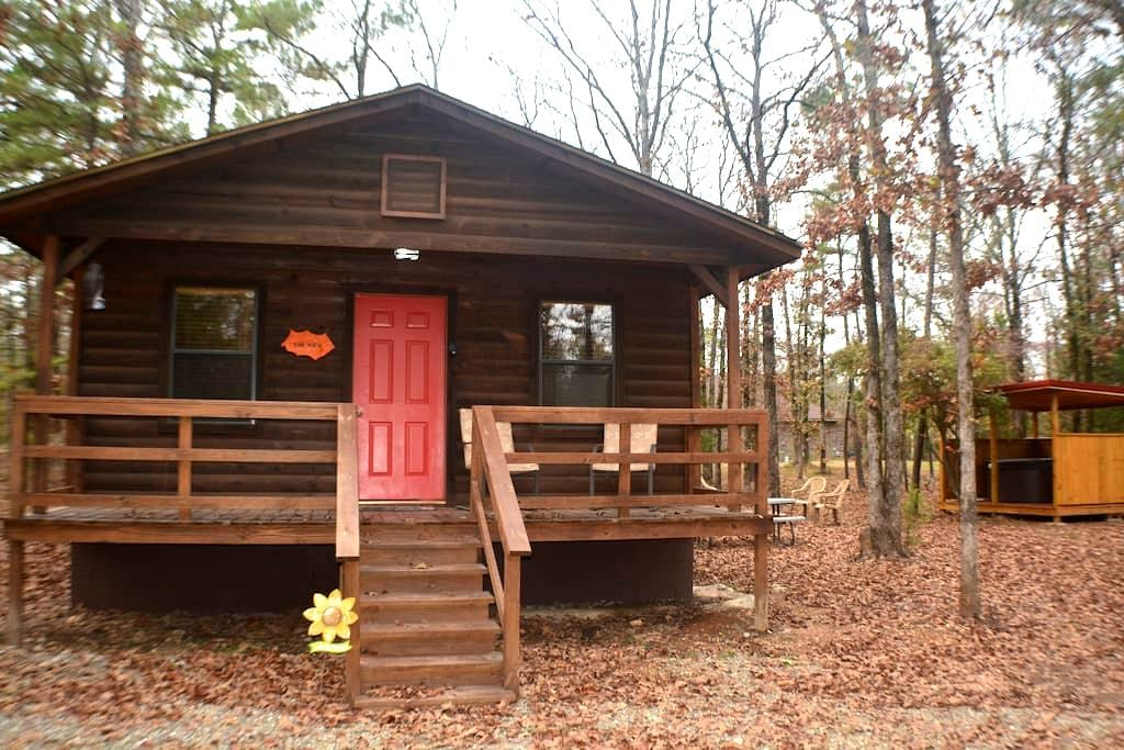 Oak View Cabin - Broken Bow - Kisház