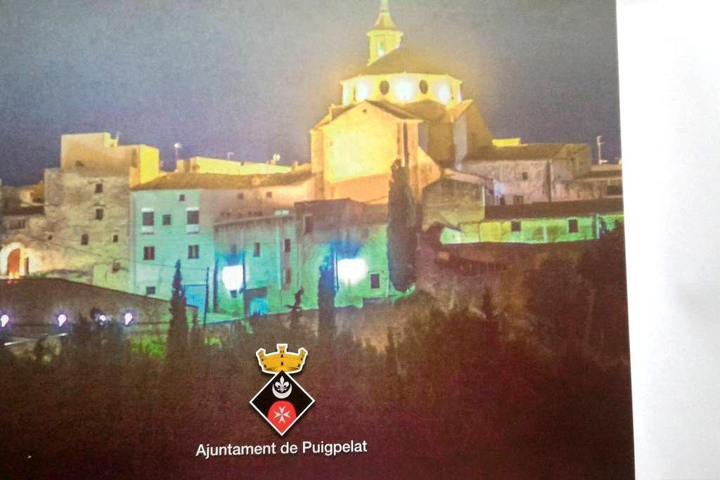 Maison près de Valls: Puigpelat - Puigpelat