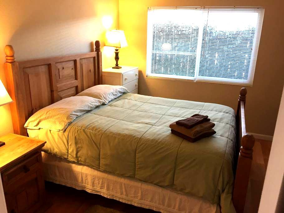 DP-1, Private room has comfy QUEEN BED in Dana Pt - Dana Point - Kondominium