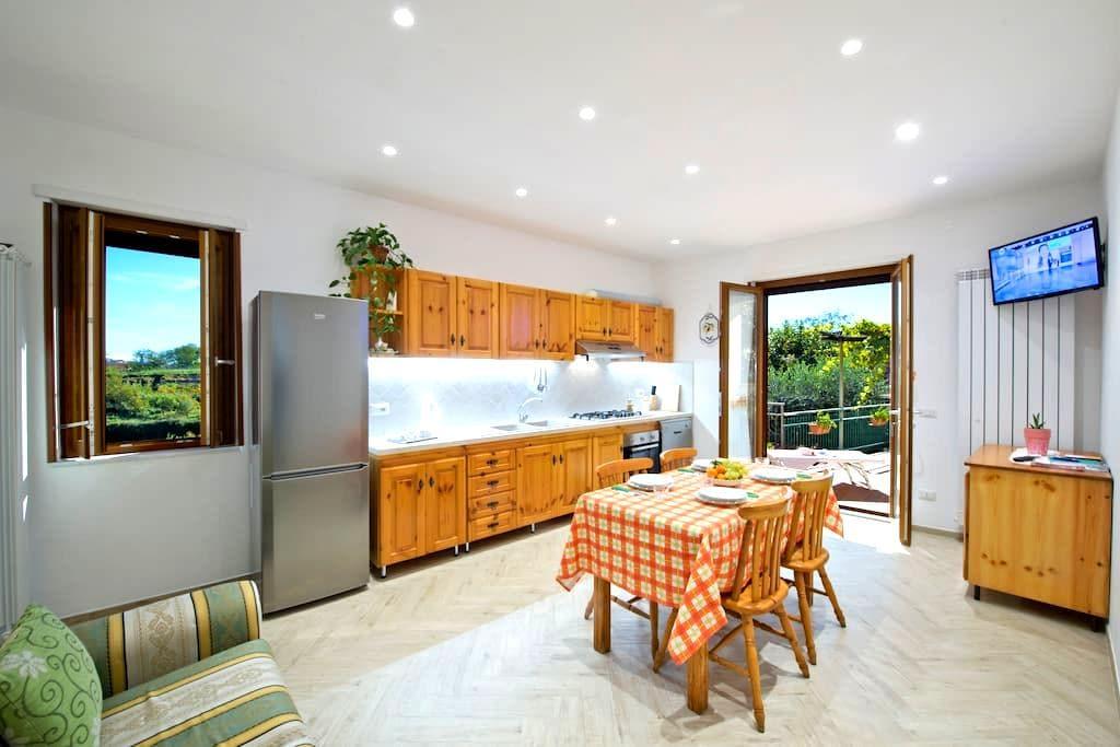 Intero appertamento ad Agerola - Agerola - Apartment