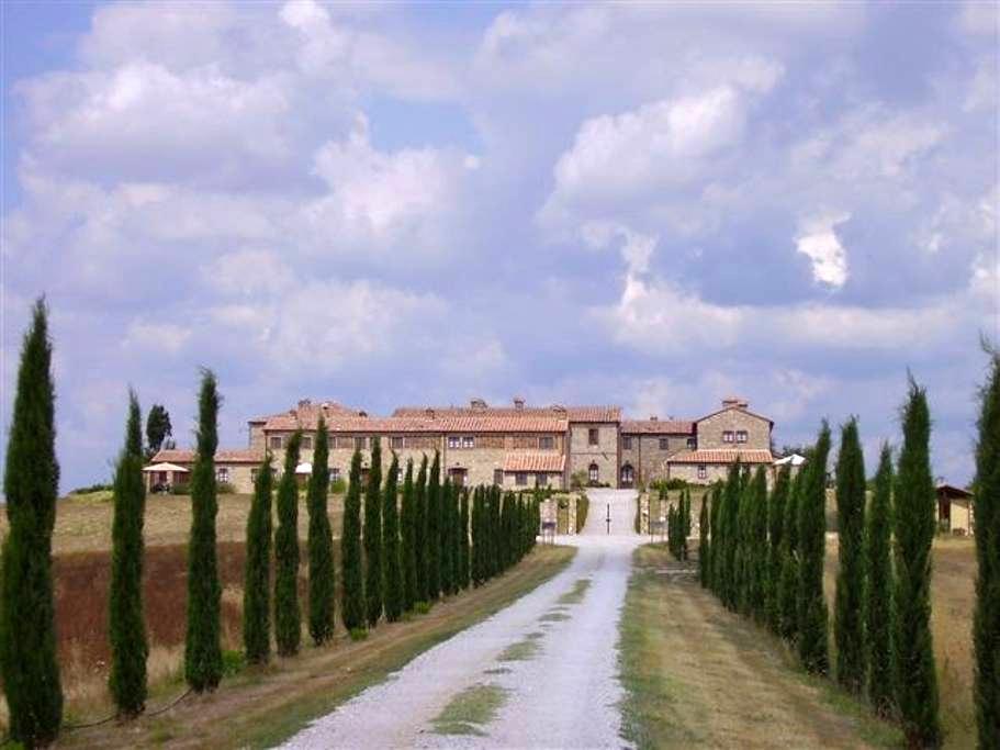 Toscana crete Senesi - Asciano