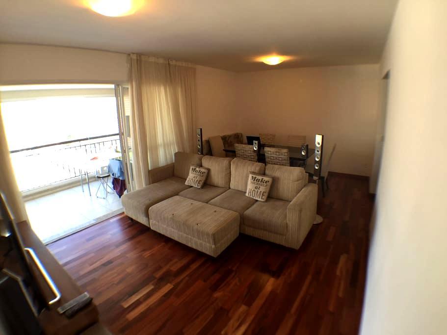 Ótimo quarto espaçoso e Confortável - São Paulo - Apartment