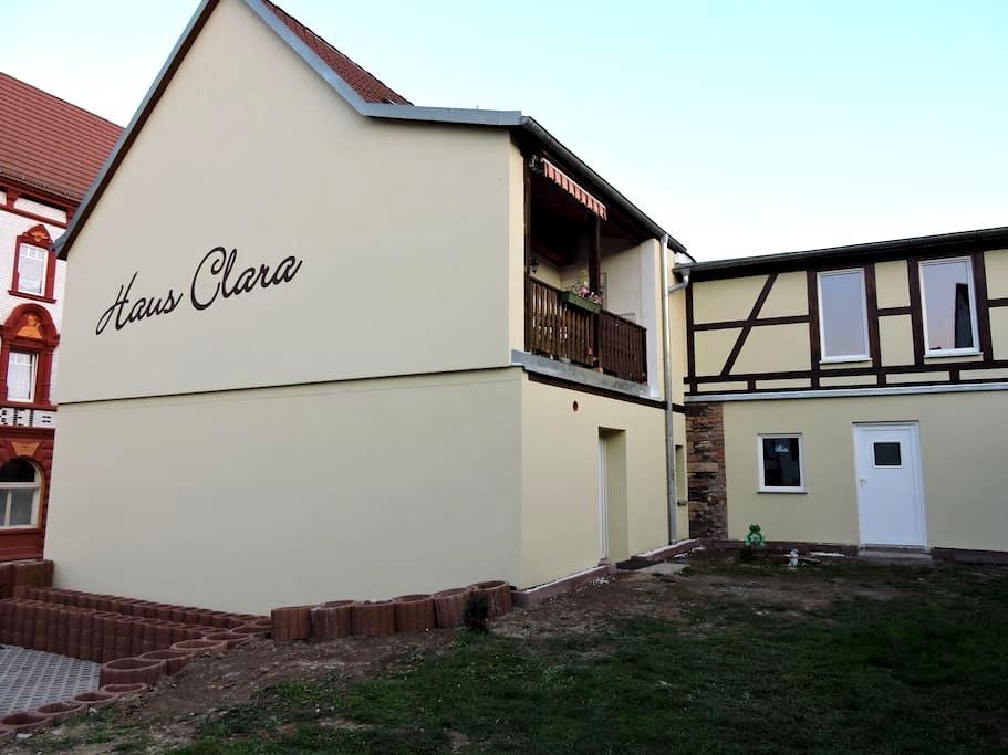 Haus Clara - Weida
