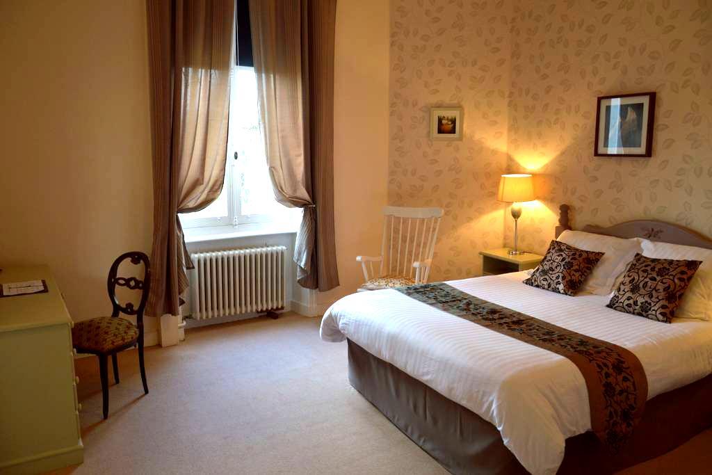 Cosy, clean rooms chez Sarah - Le Faouët - Rumah bandar