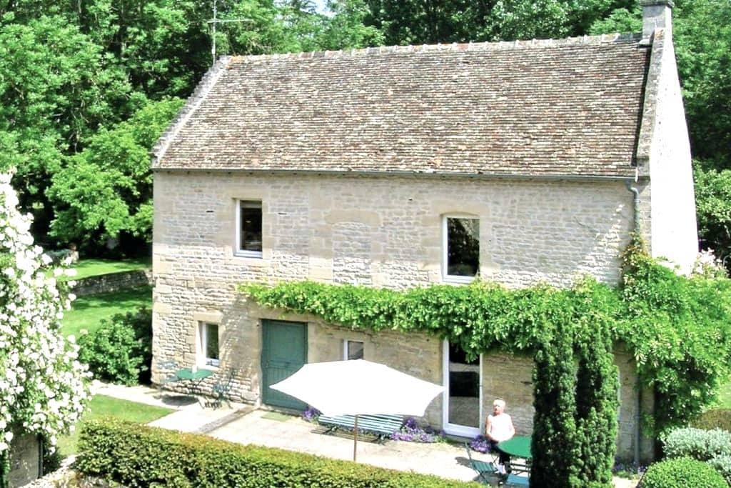 Maison de charme en normandie 120m2 - Fontaine-Henry - บ้าน