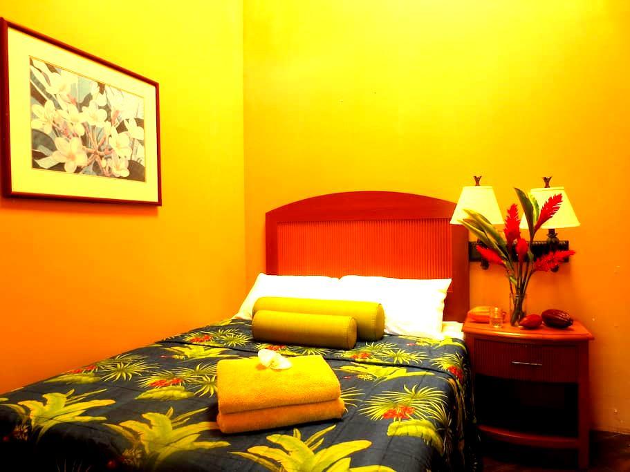 Eco-Retreat: Pono Room (Standard) - Pāhoa - Bed & Breakfast