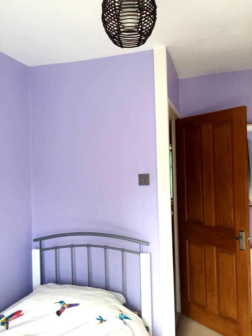 Single room light and airy . - Bristol - Casa