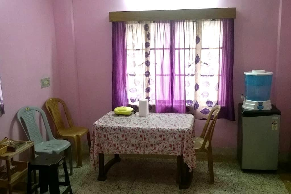 Cozy 2BHK Apartment in New Alipore - Kolkata - Byt