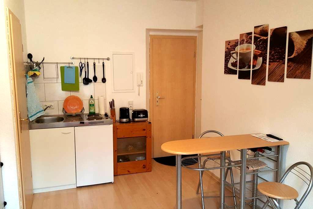 Ein-Zimmer Wohnung Nahe Zentrum - Würzburg - 公寓