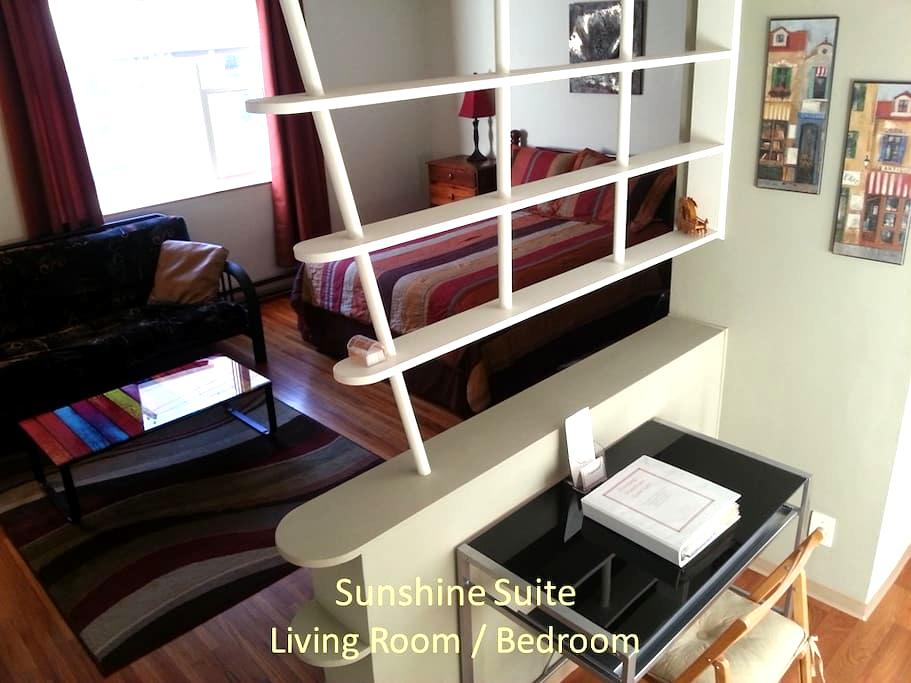 Downtown Guest Suites - Sunshine - Winnipeg - Appartement
