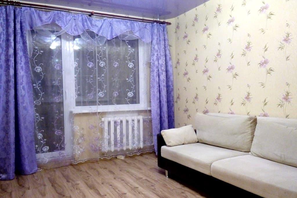 Уютная 1-комн. квартира в Минске - Minsk - Huoneisto