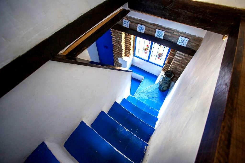 Casa con encanto en el Albaicin. - Granada - Huis