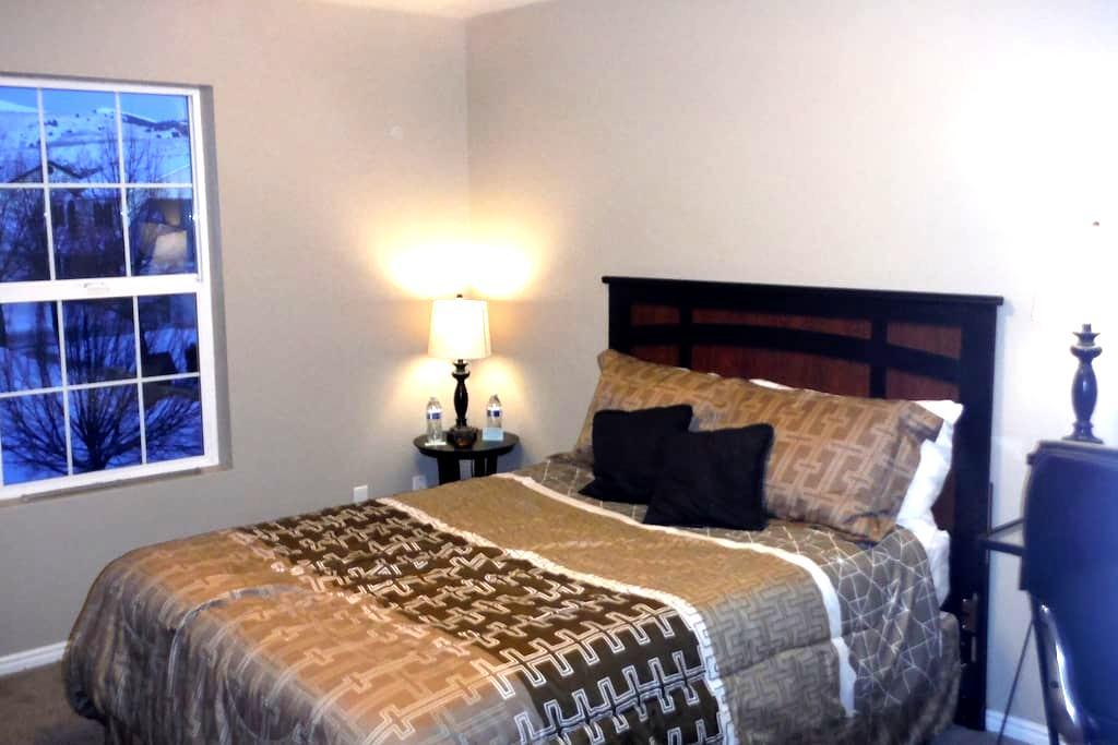 Portneuf Room (Private) - Pocatello - Rumah