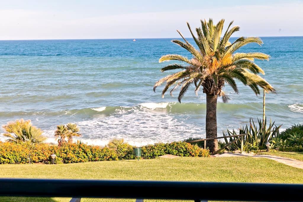 Townhouse, Beachfront   Casa Clarisa - Estepona - Ev