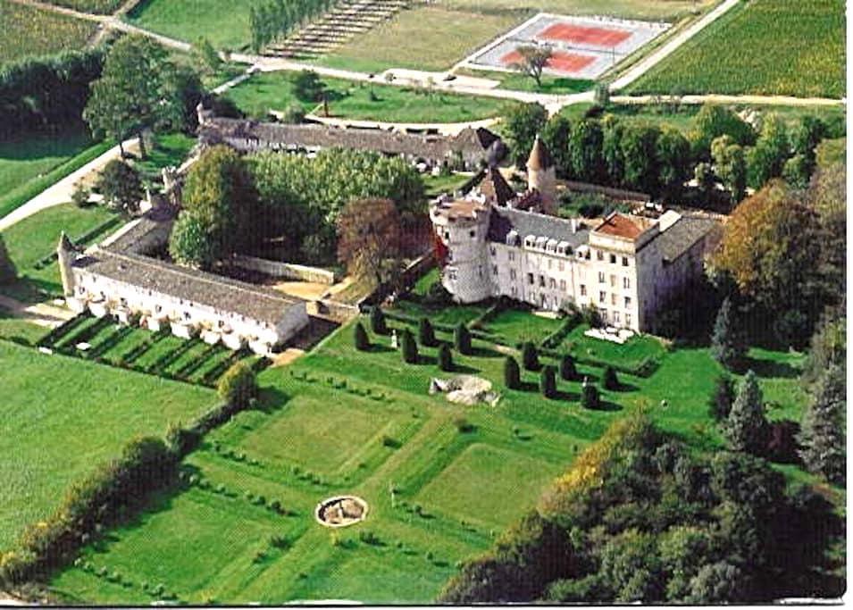 Remise Chateau Chaintre - Chaintré