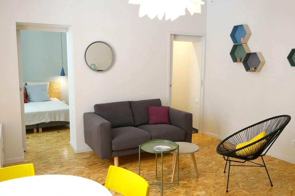 50 m du Palais des papes - Avignon - Appartement