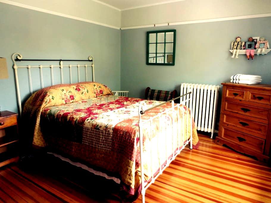 Park Overlook Private Room - Kingston - Huis