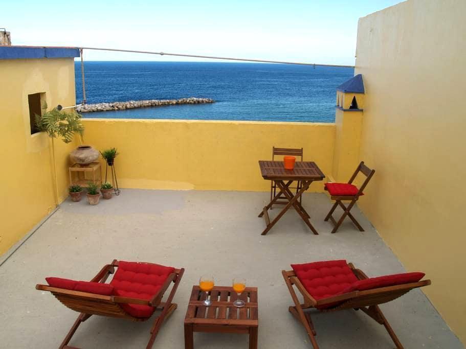 Casa vista al mar casco histórico - Santa Cruz de la Palma - House
