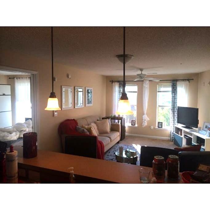  Private Bedroom & Bathroom  - Atlanta - Lägenhet