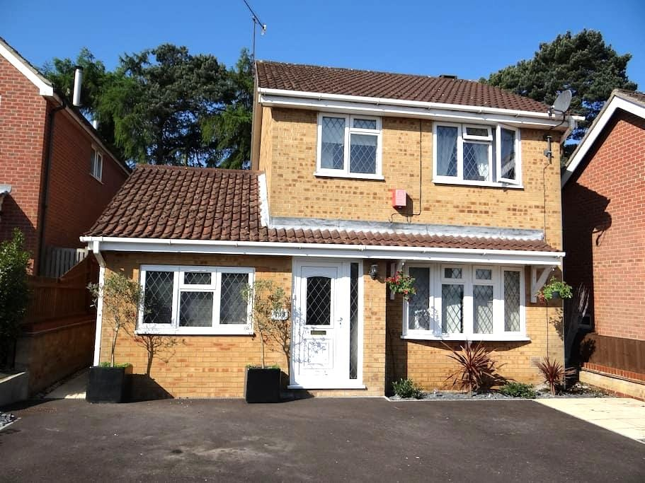 A Chantry Park View - Ipswich - Hus