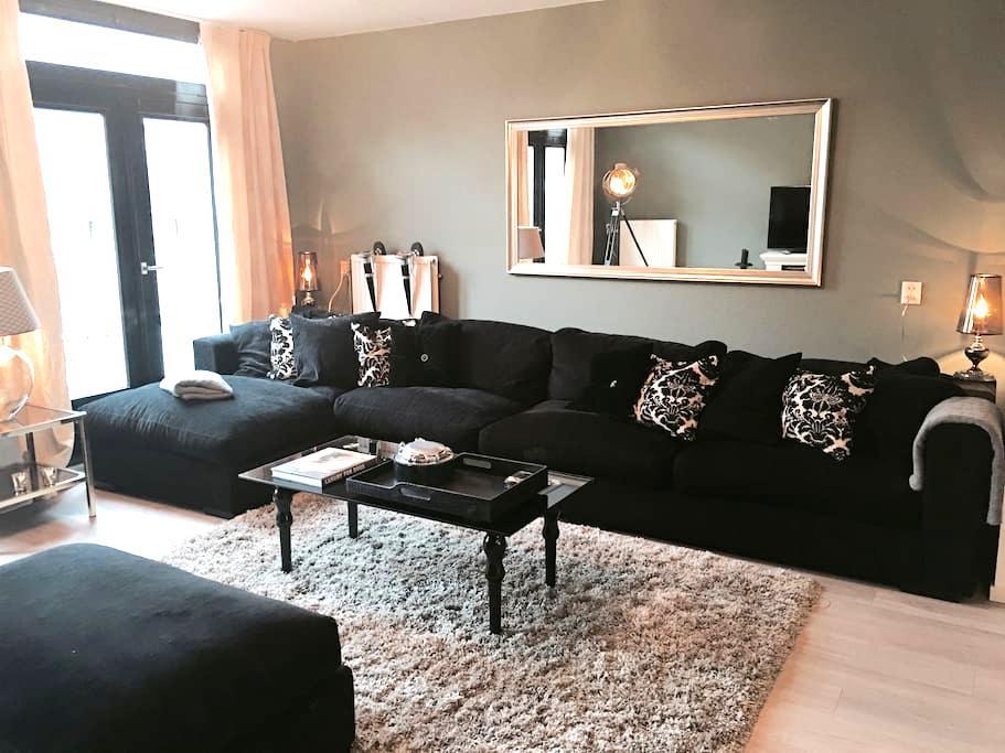 Triplex design apartment in Center - Eindhoven - Apartment