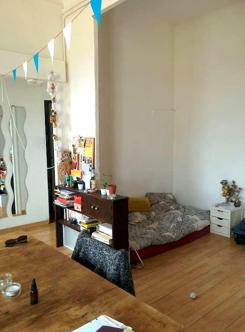 Studio douillet, La plaine/cours Ju - Marseille - Wohnung