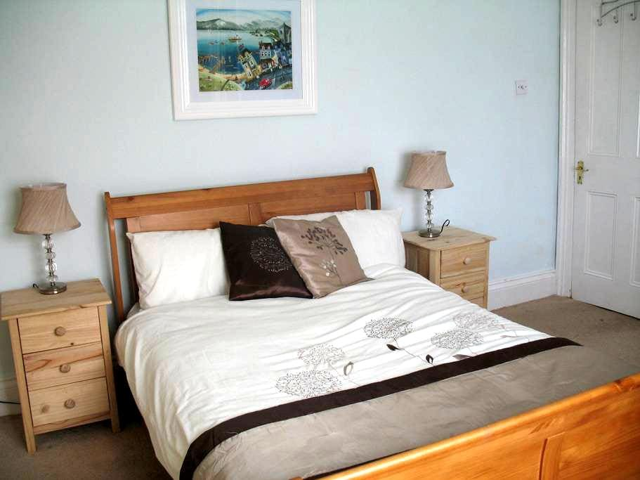 Lovely room near Twickenham Stadium - Twickenham - Rumah