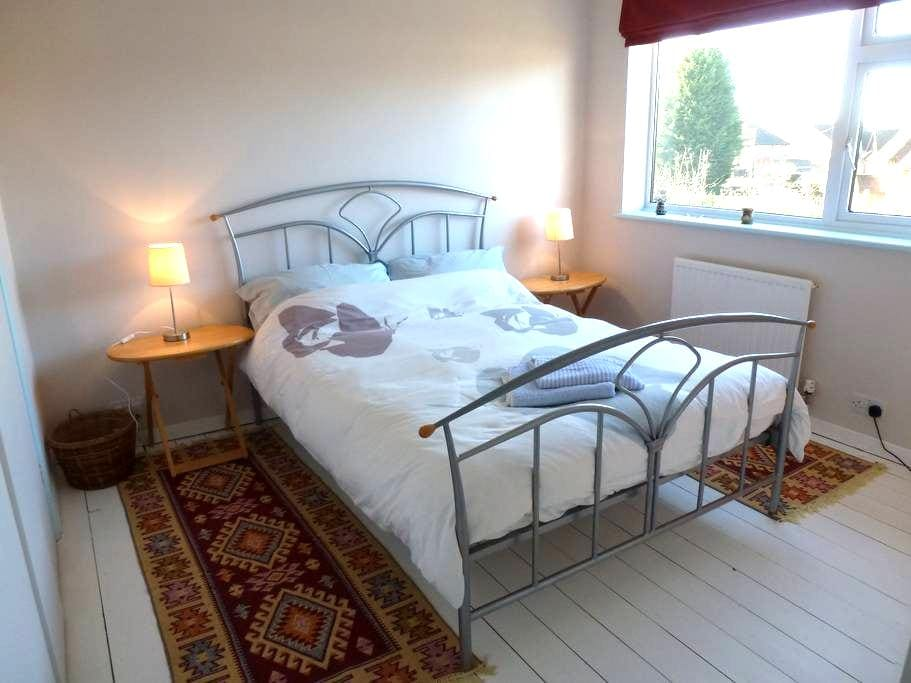 Cosy and quiet room in Amersham - Amersham - Ev