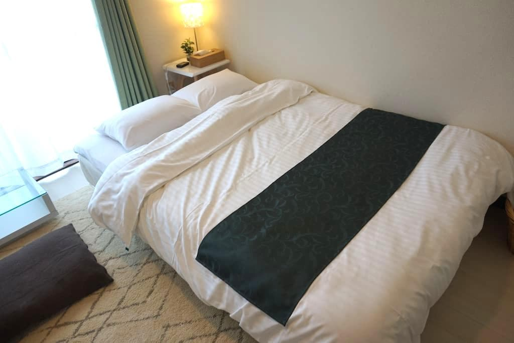 8*Next to tram station! Good located. WiFi! Cozy♪ - Naka-ku Hiroshima-shi - Apartment