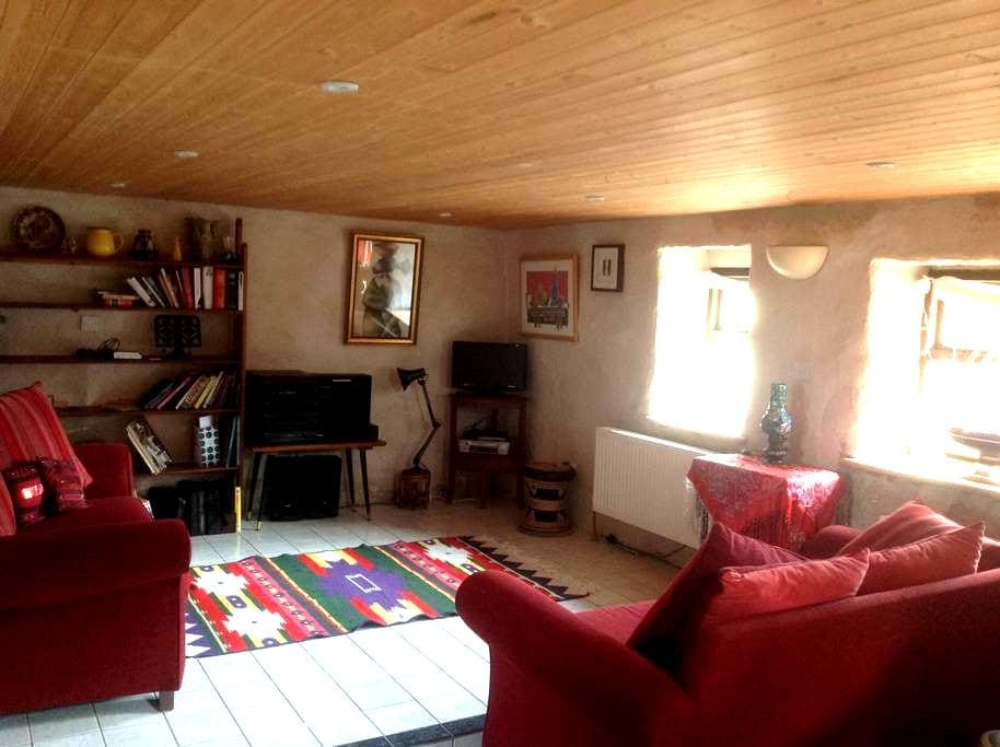 Rainbows End Cottage near Galway  - Ballynahown